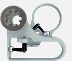 Hillaero LAERDAL FAA certified Mount designed for your Air Ambulance Airmed Helicopter or Fixed Wing Aircraft TOP